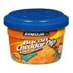 Armour - Bacon Cheddar Cheese Dip 0017000003597  / UPC 017000003597