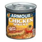 Armour - Chicken Spread With White Meat 0017000003726  / UPC 017000003726
