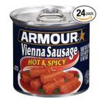 Armour - Vienna Sausage 0017000009377  / UPC 017000009377
