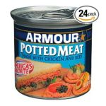 Armour - Potted Meat 0017000009506  / UPC 017000009506