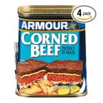 Armour - Corned Beef 0017000011653  / UPC 017000011653