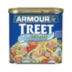 Armour - Treet Lite Luncheon Meat 0017000013732  / UPC 017000013732
