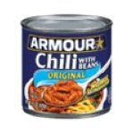Armour - Chili With Beans Original 0017000014708  / UPC 017000014708