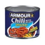 Armour - Chili With Beans 0017000014746  / UPC 017000014746