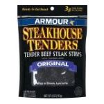 Armour -  Tender Beef Steak Strips Original 0017000019642