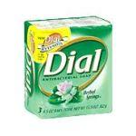 Dial -  Antibacterial Soap Bars 0017000024295