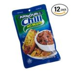 Armour - Chili No Beans Pouches 0017000029078  / UPC 017000029078
