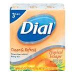 Dial -  Antibacterial Deodorant Soap 0017000038650