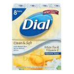 Dial -  Bar Soap White Tea & Vitamin E 0017000038971