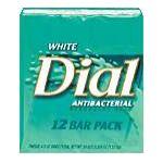 Dial -  Soap Antibacterial Deodorant White Clean & Refresh 0017000039589