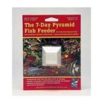 Aquarium pharmaceuticals -  Pyramid 7 Day Feeder 1 pack 0017163001713