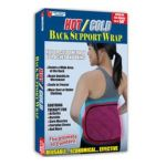 American health - Hot Cold Back Support Wrap Therapy For Aches & Pains 0017874004133  / UPC 017874004133