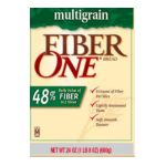 Fiber One - Bread Multigrain 0018000127986  / UPC 018000127986