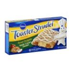 Pillsbury - Sweet Delights Apple Cream Danish Toaster Strudel 0018000278473  / UPC 018000278473