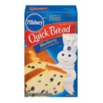 Pillsbury - Quick Bread & Muffin Mix 0018000280001  / UPC 018000280001