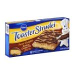 Pillsbury - Toaster Strudel Boston Cream Pie 0018000282067  / UPC 018000282067
