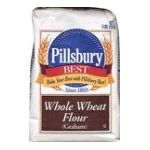 Pillsbury - Whole Wheat Flour Graham 5 lb,2.26 kg 0018000457809  / UPC 018000457809