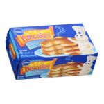 Pillsbury - Pillsbury Frozen Pancakes Buttermilk 0018000514106  / UPC 018000514106