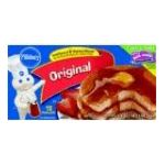Pillsbury - Pillsbury Frozen Pancakes Original 0018000514601  / UPC 018000514601