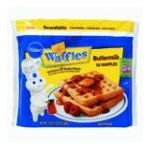 Pillsbury - Waffles Buttermilk 0018000631155  / UPC 018000631155