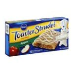 Pillsbury - Pastries Toaster Strudel Apple 0018000655403  / UPC 018000655403