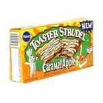 Pillsbury - Toaster Strudel Caramel Apple 6 toaster pastries 0018000655434  / UPC 018000655434
