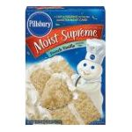 Pillsbury - Cake Mix 0018000703401  / UPC 018000703401