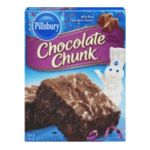 Pillsbury - Premium Brownie Mix 0018000710157  / UPC 018000710157
