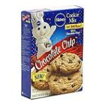 Pillsbury - Cookie Mix 0018000710201  / UPC 018000710201