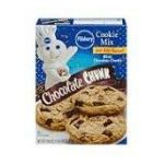 Pillsbury - Cookie Mix Chocolate Chunk 0018000710225  / UPC 018000710225