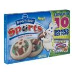 Pillsbury - Sugar Cookies Sports Shape Pre-cut 0018000721696  / UPC 018000721696
