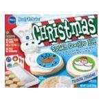 Pillsbury - Cookie Dough Sugar Christmas Trees 0018000723188  / UPC 018000723188
