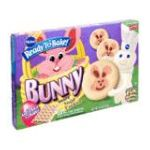 Pillsbury - Ready To Bake Cookies Sugar Bunny Shape 0018000723256  / UPC 018000723256