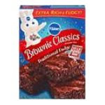 Pillsbury - Brownie Mix Traditional Fudge 0018000766420  / UPC 018000766420