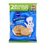Pillsbury - Ready To Bake Cookies Sugar 0018000817726  / UPC 018000817726
