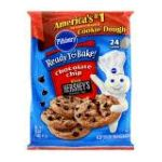 Pillsbury - Ready To Bake Cookies Chocolate Chip 0018000817788  / UPC 018000817788