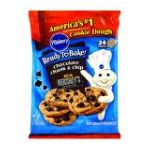 Pillsbury - Cookie Dough Chocolate Chunk 0018000817818  / UPC 018000817818