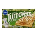 Pillsbury - Real Apple Turnovers 0018000860500  / UPC 018000860500
