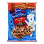 Pillsbury - Chocolate Chip Cookies With Hershey's Chocolate Chips 0018000894758  / UPC 018000894758