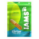 Iams - Tartar Treats For Medium Dogs 0019014015283  / UPC 019014015283