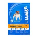Iams - Premium Dog Food Weight Control 1+ Years 0019014018505  / UPC 019014018505