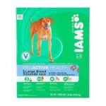 Iams - Premium Dog Food Large Breed 0019014018581  / UPC 019014018581
