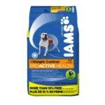 Iams - Dog Food Weight Control 1+ Years 17 0019014031733  / UPC 019014031733