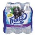 Sunny Delight - Purified Water Natural Grape 0019063012288  / UPC 019063012288