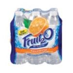 Sunny Delight - Purified Water Natural Orange 0019063232303  / UPC 019063232303