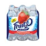 Sunny Delight - Purified Water Natural Strawberry 0019063232341  / UPC 019063232341