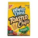 Wheat Thins -  Toasted Chips 0019320000805