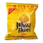 Wheat Thins -  Snack Crackers 0019320007989