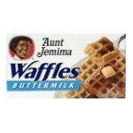 Aunt jemima -  Waffles 0019600051206