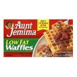 Aunt jemima -  Waffles 0019600051305